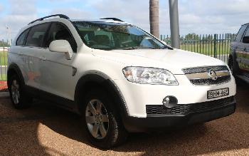 2008 Holden Captiva CX (4X4) CG MY08