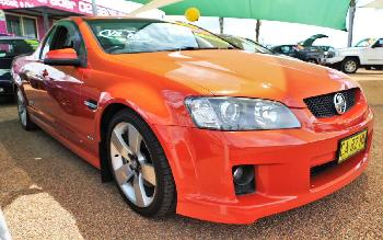 2008 Holden COMMODORE SS-V VE