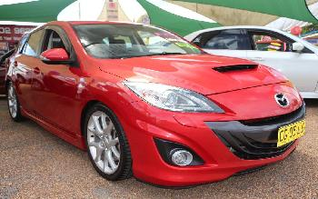 2012 Mazda MAZDA3 MPS BL 11 UPGRADE