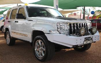 2011 Jeep Cherokee LIMITED 4X4 KK