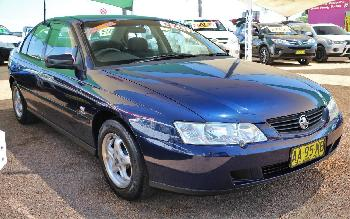2002 Holden COMMODORE EXECUTIVE VY
