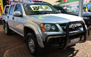 2008 Holden COLORADO LX 4X2 RC MY09
